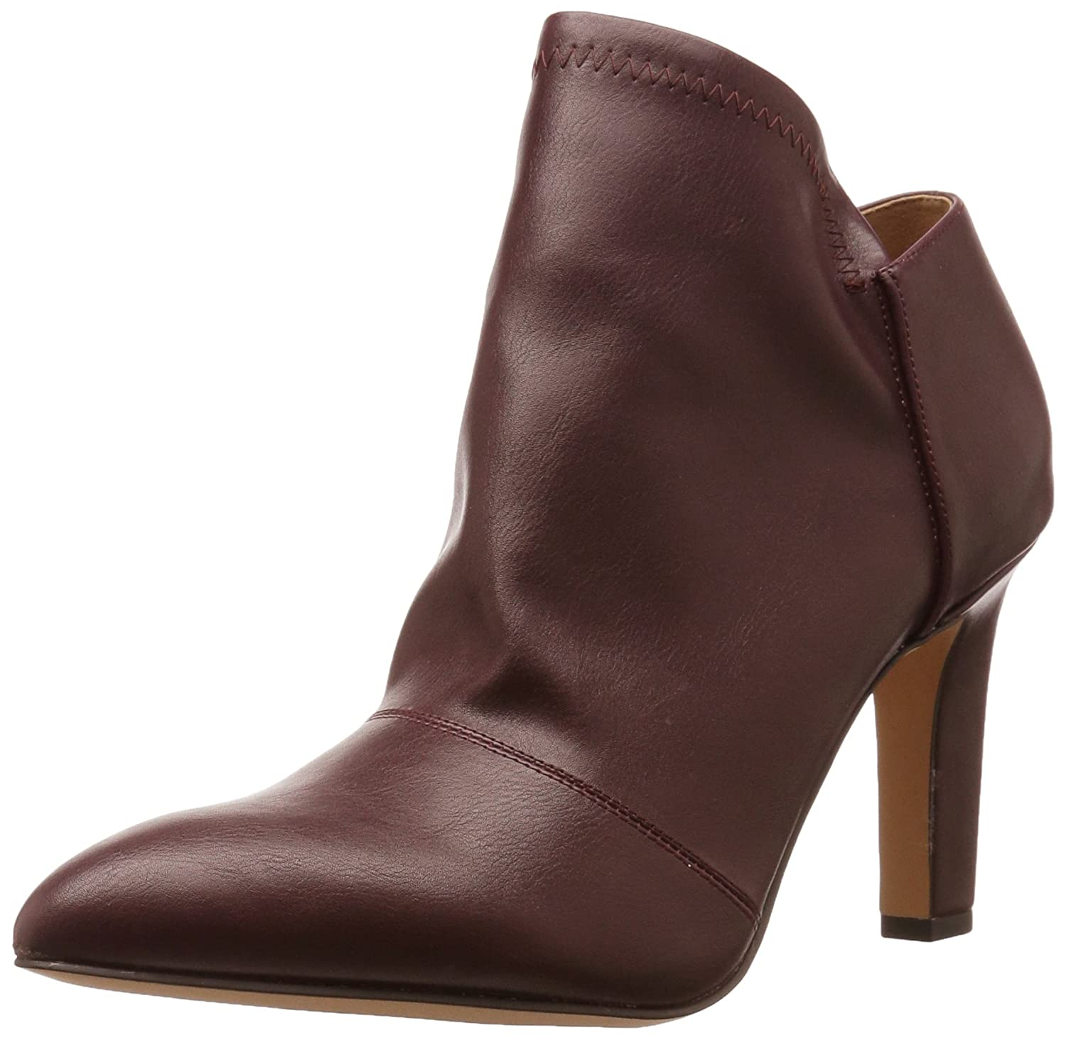 Franco Sarto Women's Kairi Ankle Boot B073VC72X4 8.5 B(M) US|Dark Burgundy