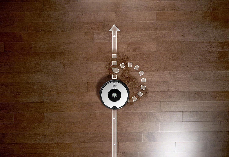 Robot Aspirador IROBOT ROOMBA 604 - Limpieza EN 3 Fases - 2 ...