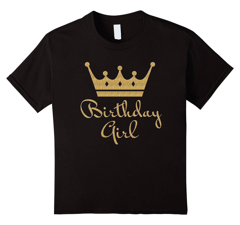 Womens Birthday Shirt Women Girls-Awarplus