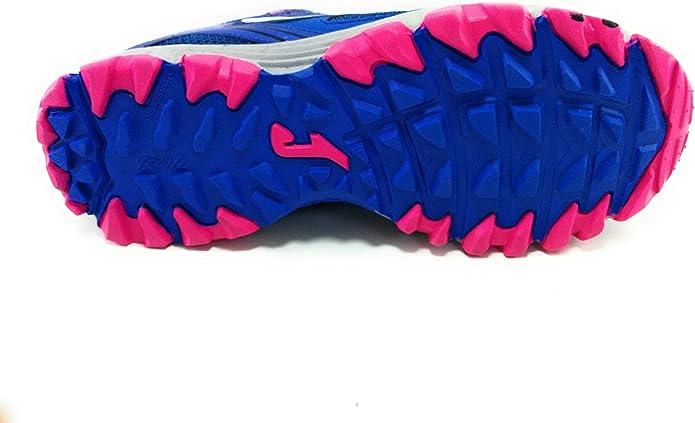 Joma TK.Shock Zapatillas Trail-Running para Mujer: Amazon.es: Zapatos y complementos