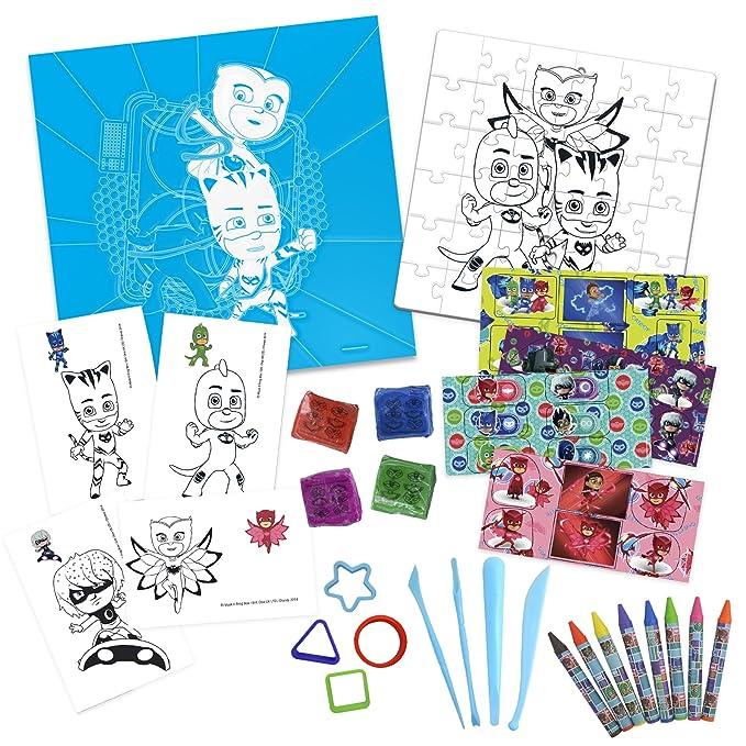 Pj Mask - Carrito Diversion, Color Morado (Cife 40817): Amazon.es: Juguetes y juegos