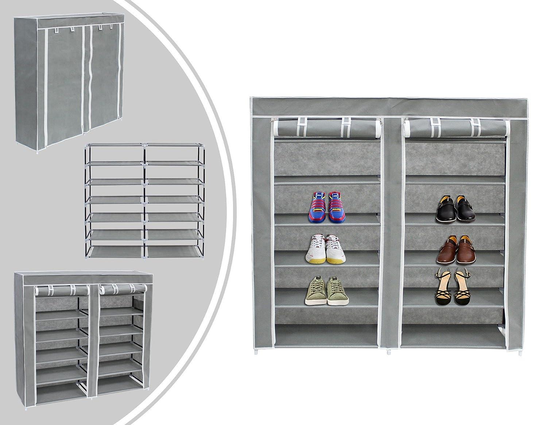 Zapateros para interior de armarios free armario zapatero for Interior zapateros
