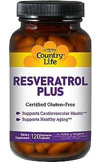 Amazon Com Trunature Resveratrol Plus 250 Mg Of Resveratrol