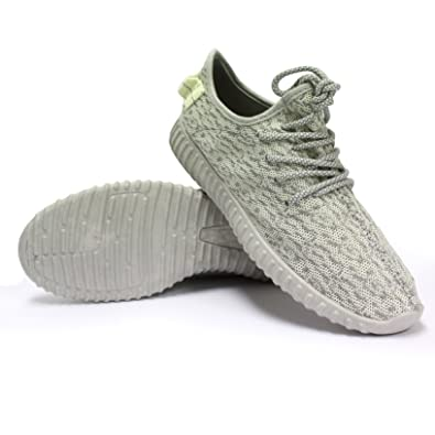 d78da536a30a0 Men s Slip On Yeezys Style Trainers Gym Running Shoes  Amazon.co.uk  Shoes    Bags