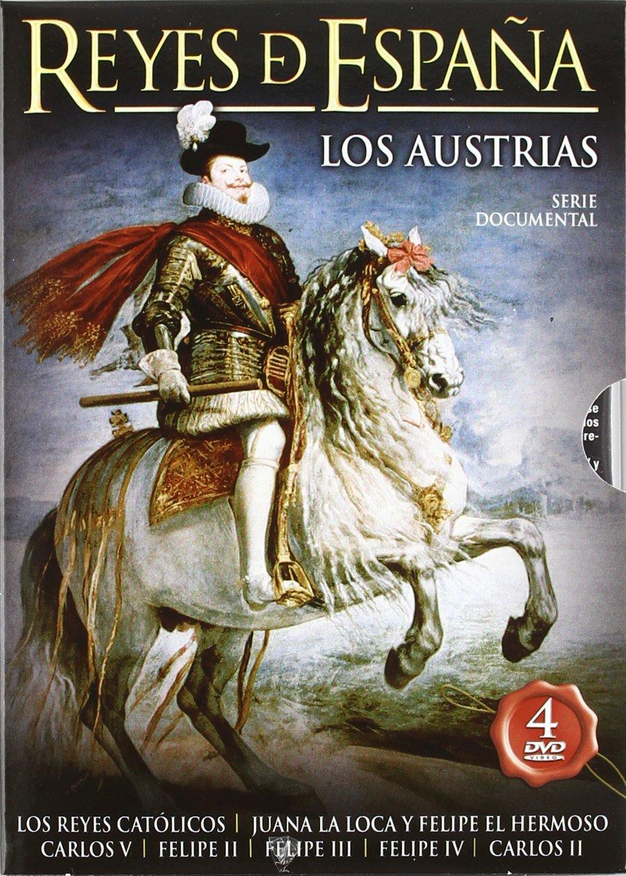 Reyes de España: Los Austrias [DVD]: Amazon.es: Varios: Cine y ...