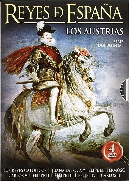 Reyes de España: Los Austrias [DVD]: Amazon.es: Varios: Cine y Series TV