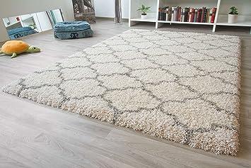 Designer Teppich Modern Marrakesch In Beige Grau Gut Siegel