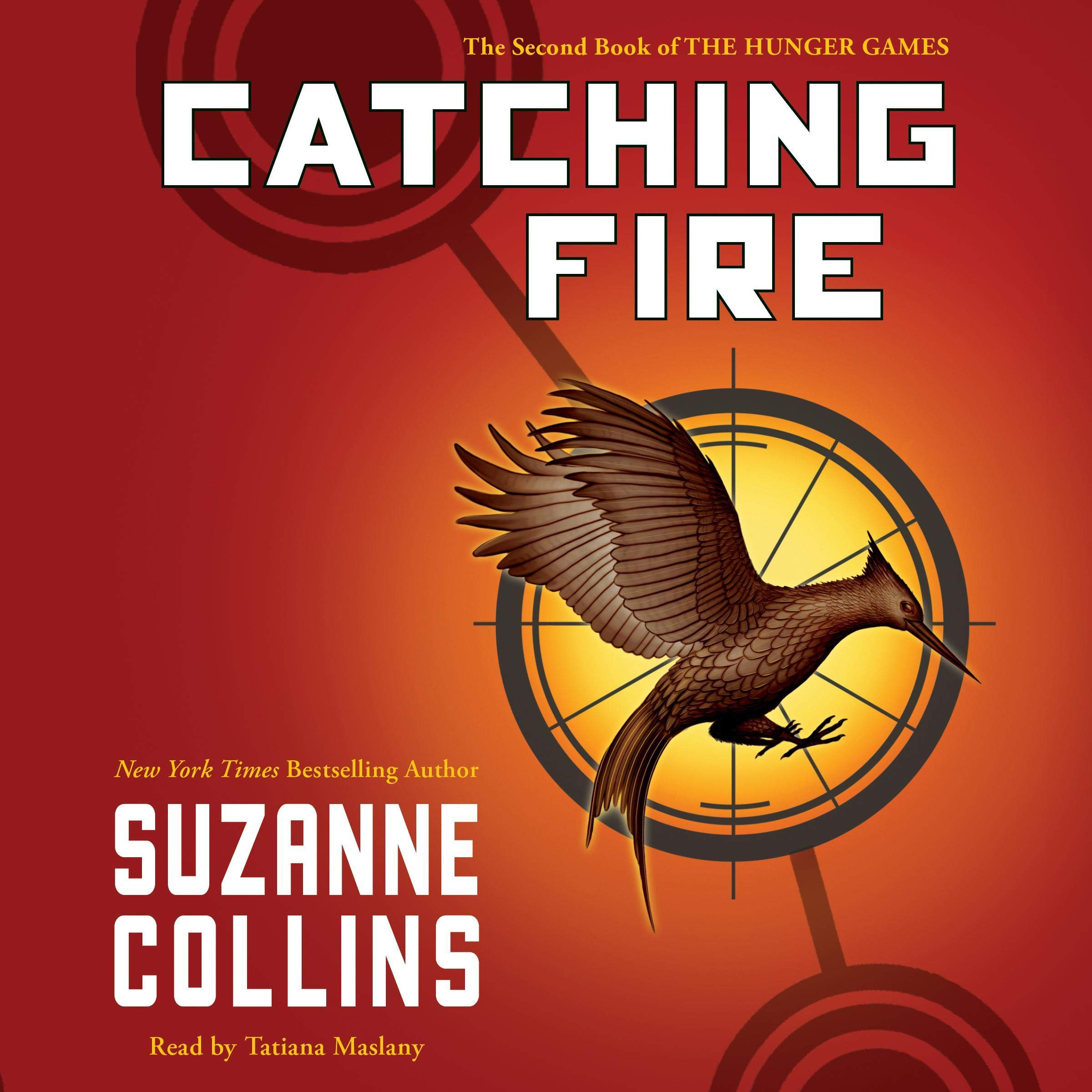 Catching Fire  The Hunger Games Book 2