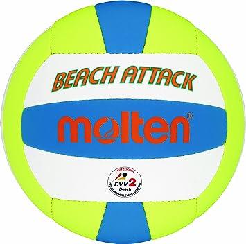 MOLTEN Beach Volleyball - Pelota de Volley Playa: Amazon.es ...