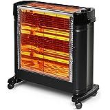 Halógeno con 3 barras infrarrojos 2700W con gran potencia de calor HEATY 2861 Purline