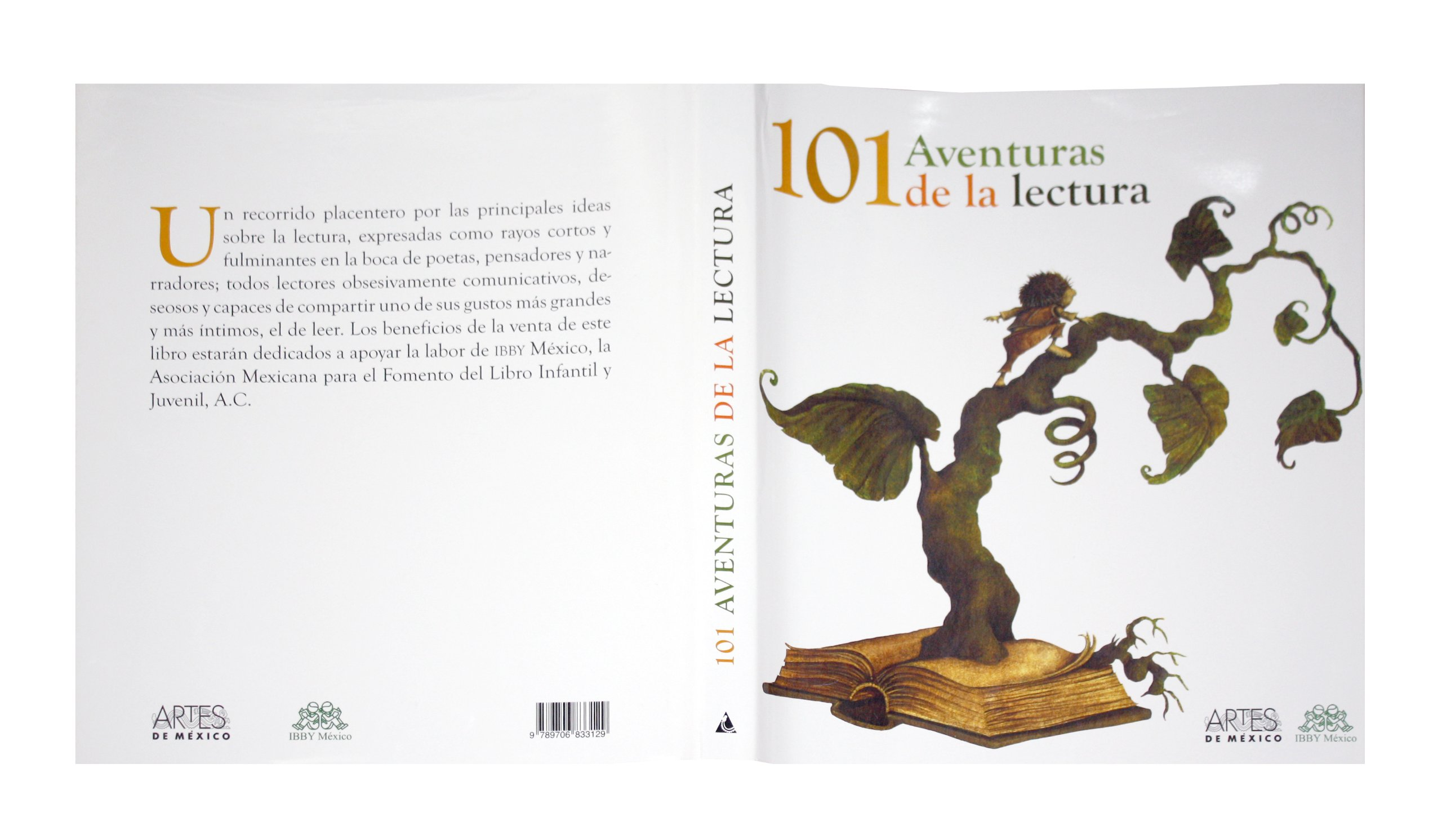 101 Aventuras de la lectura (101 Adventures in Reading) (Spanish Edition): VV.AA.: 9789706833129: Amazon.com: Books