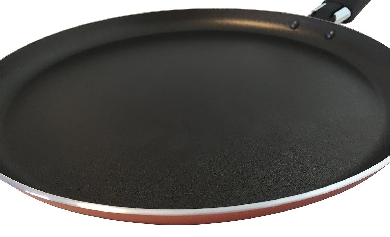 Sartén Crepes antiadherentes Tortilla Pancake crepe alimentos