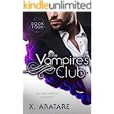 The Vampire's Club (An M/M Vampire Romance) (Book 4)