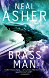 Brass Man: The Third Agent Cormac Novel (3)