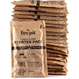 TIKI Brand 20-Pack Fire Pit Fire Starter Pack (122000668)