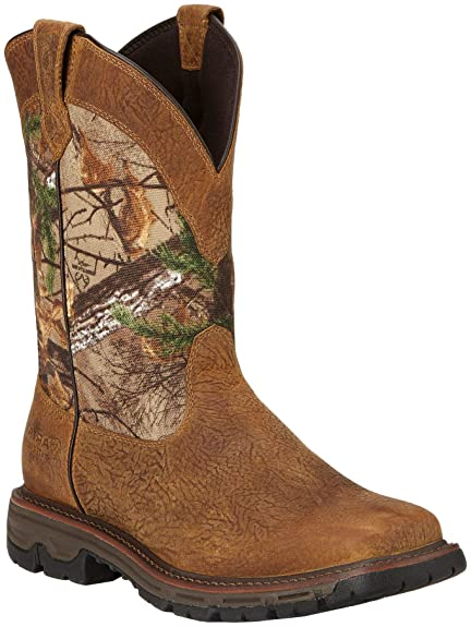fa163ca65 Ariat - Mens Conquest H2O Hunt Outdoor Shoes  Amazon.co.uk  Shoes   Bags