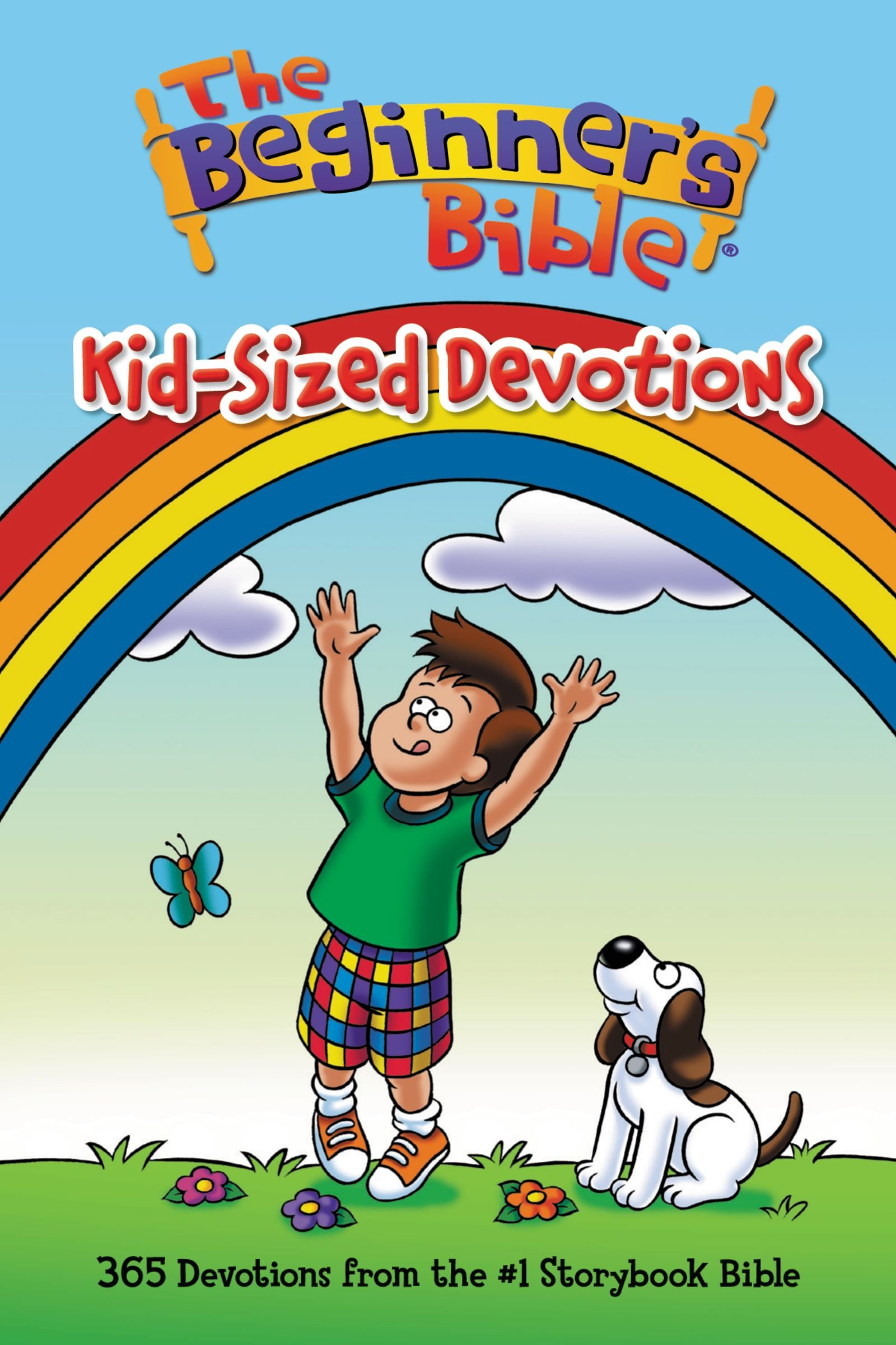 The Beginner\'s Bible: Kid-Sized Devotions: Kelly Pulley ...