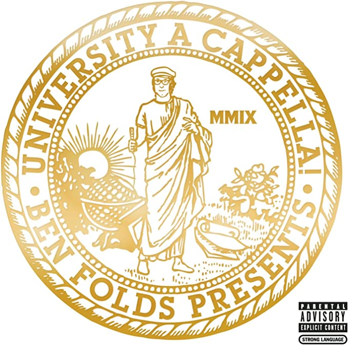 Ben Folds Presents: University a Cappella: Amazon.co.uk: Music