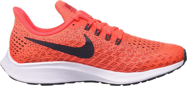 Nike Air Zoom Pegasus 35 (GS), Zapatillas de Running para Niños, Azul (Bright Crimson/Gridiron/Gym Red 600), 35.5 EU: Amazon.es: Zapatos y complementos