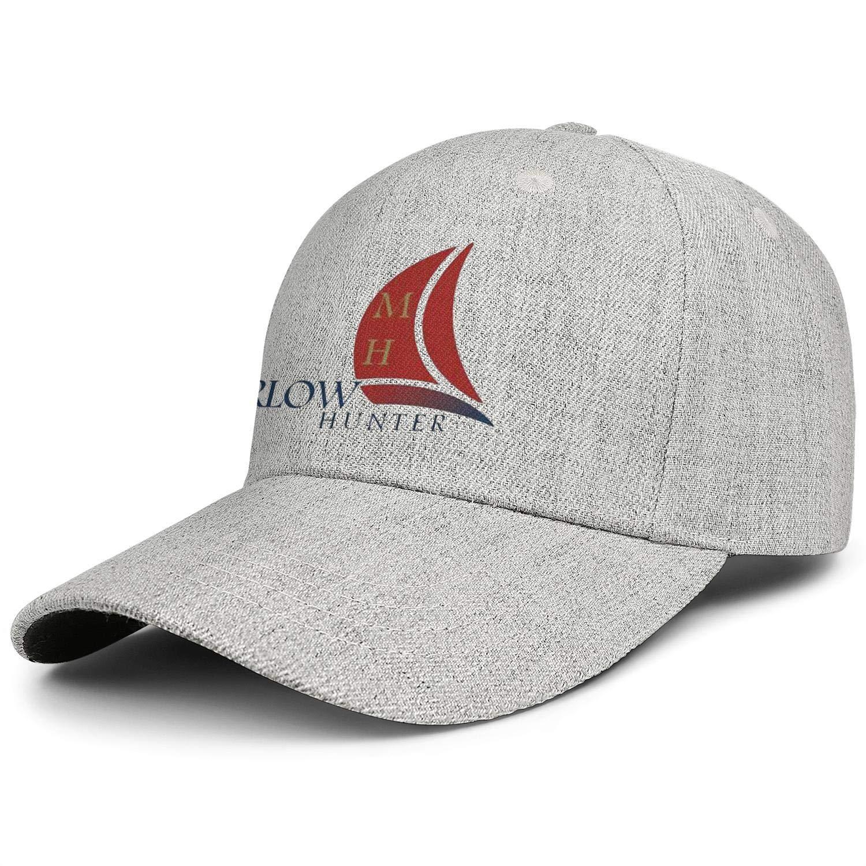 Adjustable Baseball Cap Wool Strapback Dad Hat Sports Unstructured Trucker Hat Marlow-Hunter