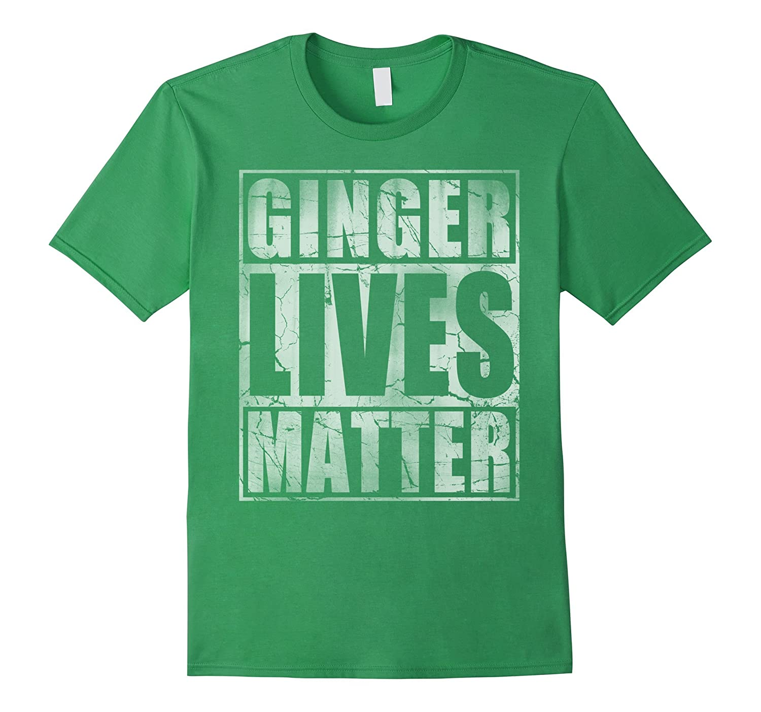 Irish ginger lives matter vintage fade t shirt goatstee for Faded color t shirts