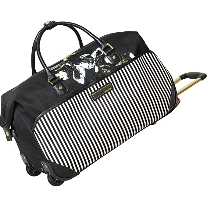 Amazon.com: Vince Camuto - Bolsa de viaje con ruedas, color ...