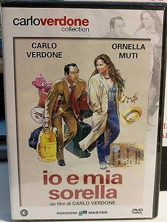 Io e mia sorella: Amazon.it: Carlo Verdone, Ornella Muti, Elena ...