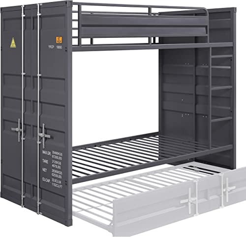 ACME Cargo Bunk Bed Twin/Twin