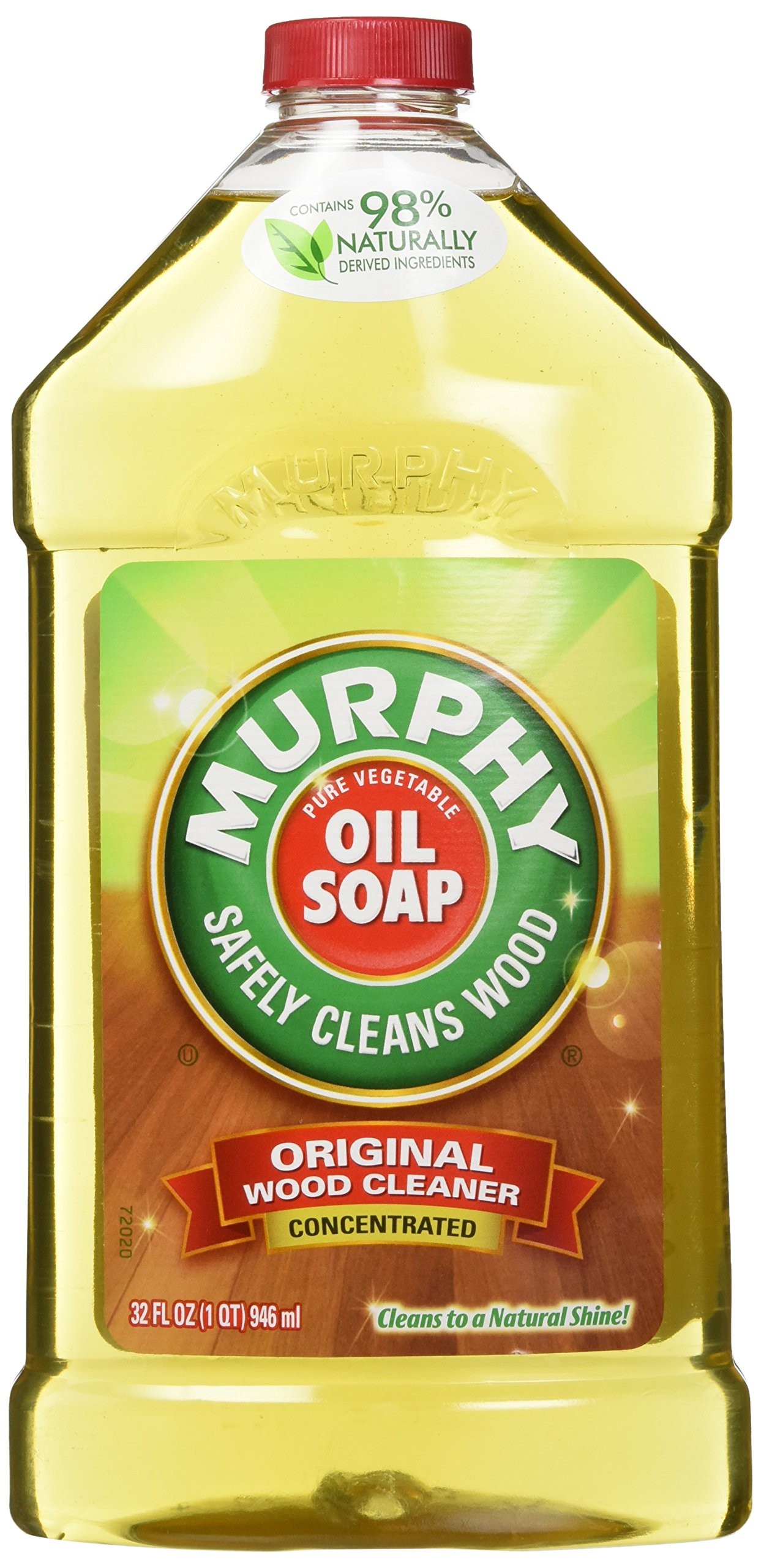 Murphy 101163 Original Oil Soap, 32 fl. oz. (Pack of 9)