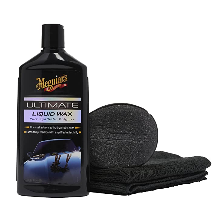 Meguiar's Ultimate Liquid Wax - 16 oz.