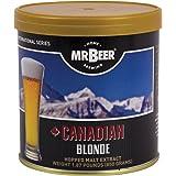 Mr. Beer Canadian Blonde 2 Gallon Homebrewing Craft Beer Refill Kit