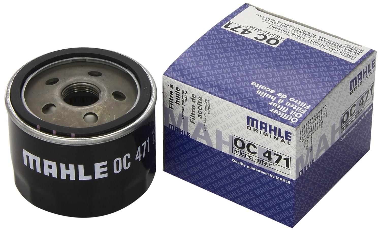 Mahle Filter OC471 Filtro De Aceite: Amazon.es: Coche y moto