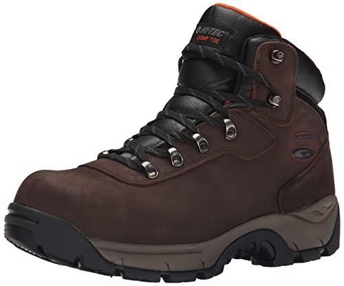 3198056a880 Hi-Tec Men's Altitude Pro I Waterproof Comp Toe Workboot