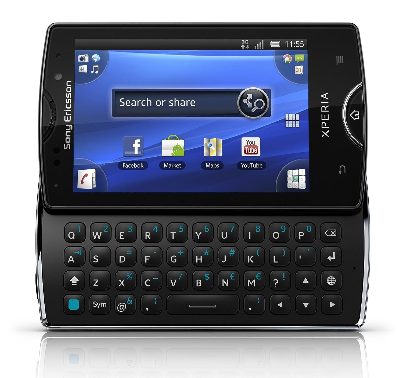 Amazon.com: Sony Ericsson Xperia mini pro SK17a Unlocked Phone--U.S.  Warranty (Black): Cell Phones & Accessories
