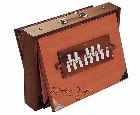 Shruti Box Raga Standard, modelo profesional, madera KAIL ...