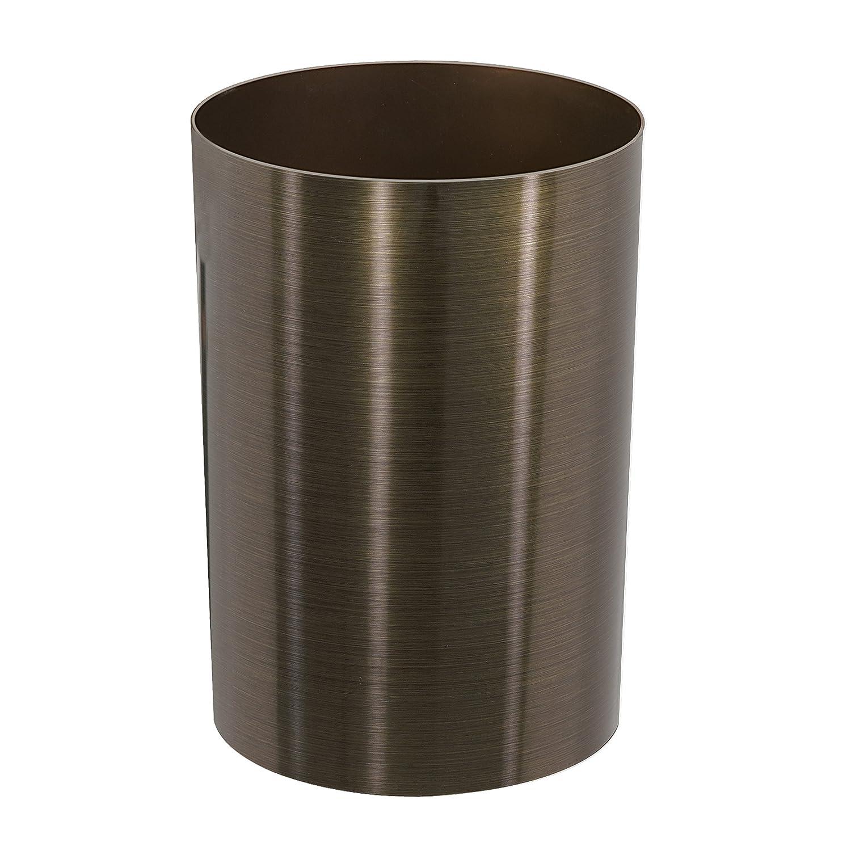 umbra フタ無しゴミ箱 METALLLA CAN(メタラカン) ブロンズ 18L B000NOTFA4 ブロンズ ブロンズ