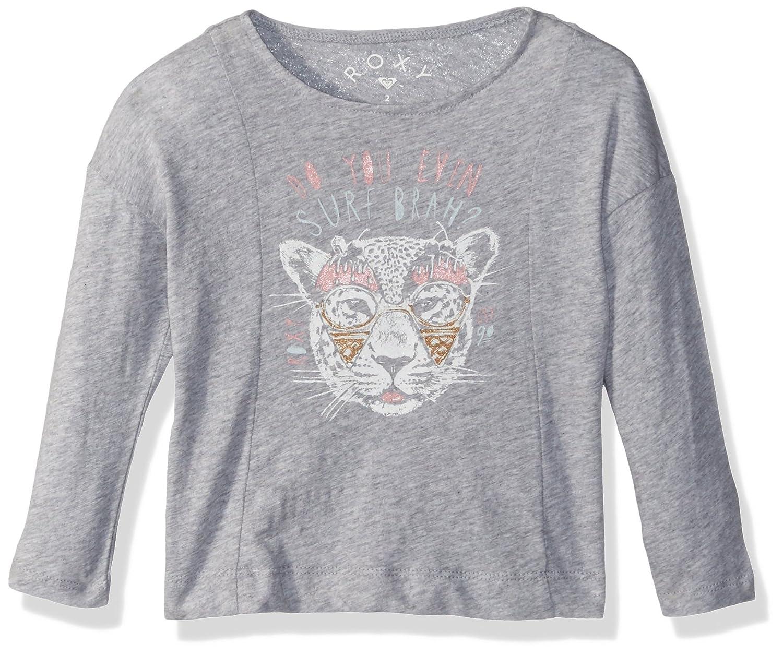 3d13eb7a Roxy Girls' Made of Gold Long Sleeve T-Shirt