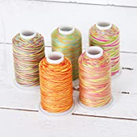 40//3 Color 670 Khaki Threadart Heavy Duty Cotton Quilting Thread 2500 Meter Cones Lt 19 Colors Available