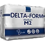 Abena Delta Form Adult Incontinence Brief, M2, 20 Count