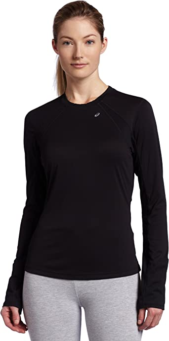 ASICS Women's Favorite Long Sleeve Running Shirt
