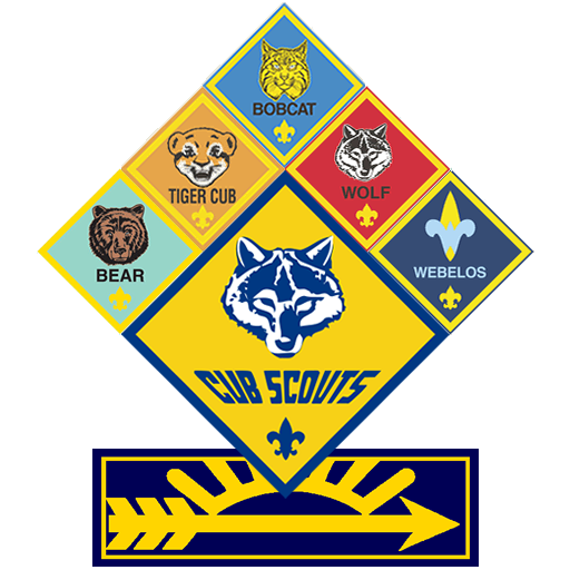 It is a picture of Superb Cub Scout Printables