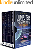 COMPUTER PROGRAMMING FOR BEGINNERS: 4 Books in 1. LINUX COMMAND-LINE + PYTHON Programming + NETWORKING + HACKING with…