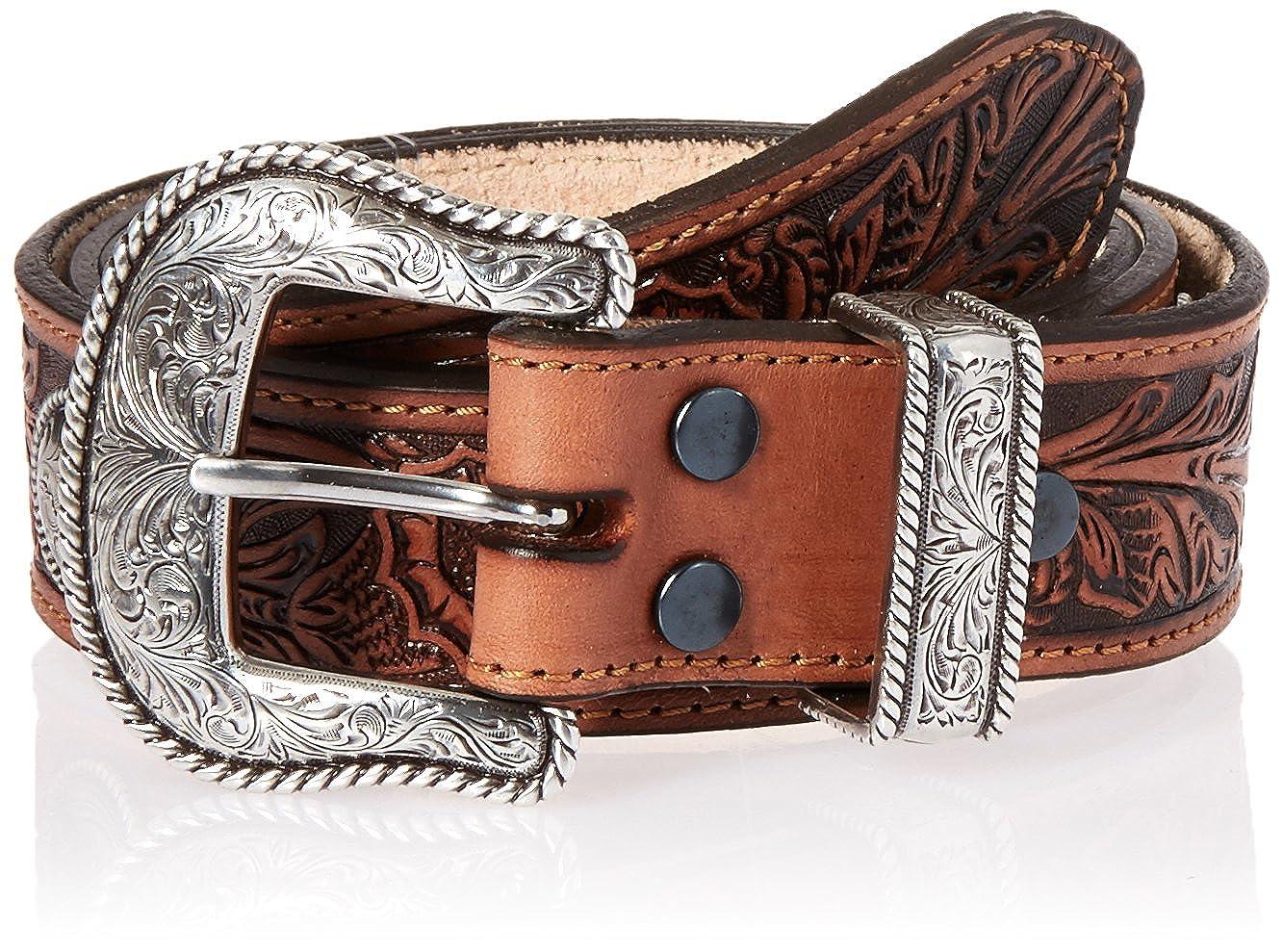 32 Nocona Mens Pendleton USA Tan Belt brown
