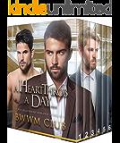 A Heartthrob A Day: BWWM Romance (6 Packs Book 1)
