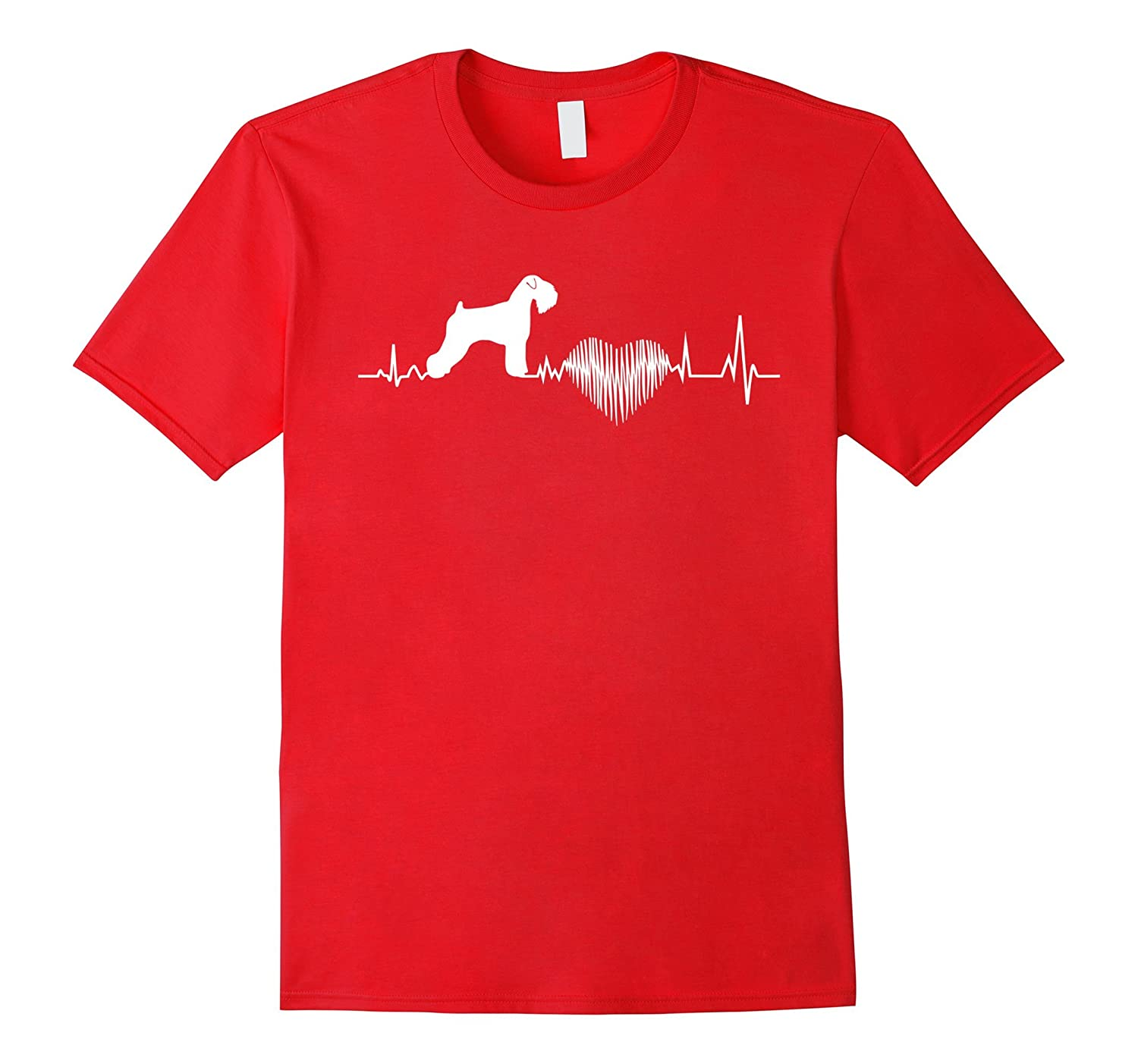 Soft Coated Wheaten Terrier Funny T-Shirts For Dog Lovers-Teevkd
