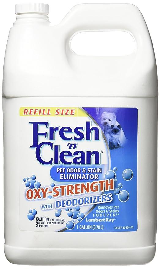 Amazon.com: Oxy olor y Quitamanchas para perros: Mascotas
