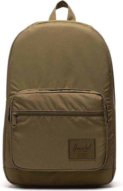Amazon.com | Herschel Supply Co. Pop Quiz Light Khaki Green One Size | Casual Daypacks
