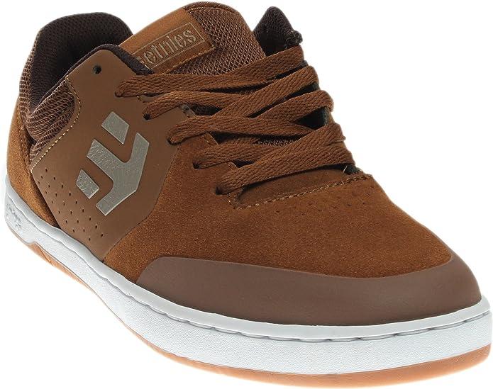 Etnies Marana Sneakers Skateboardschuhe Damen Herren Unisex Braun