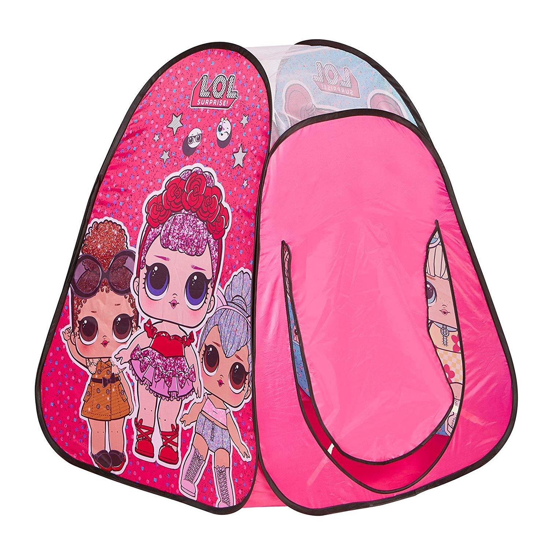 LOL Suprise Surprise-Tenda da Gioco a Montaggio istantaneo, Colore Pink, 169LSP Worlds Apart