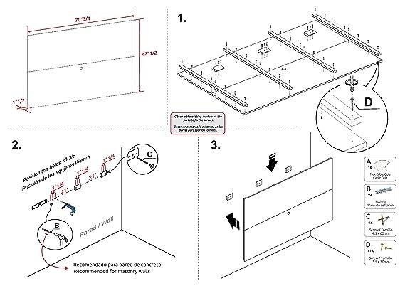amazon midtown concept tv board sand kitchen dining Best 70 Inch TV